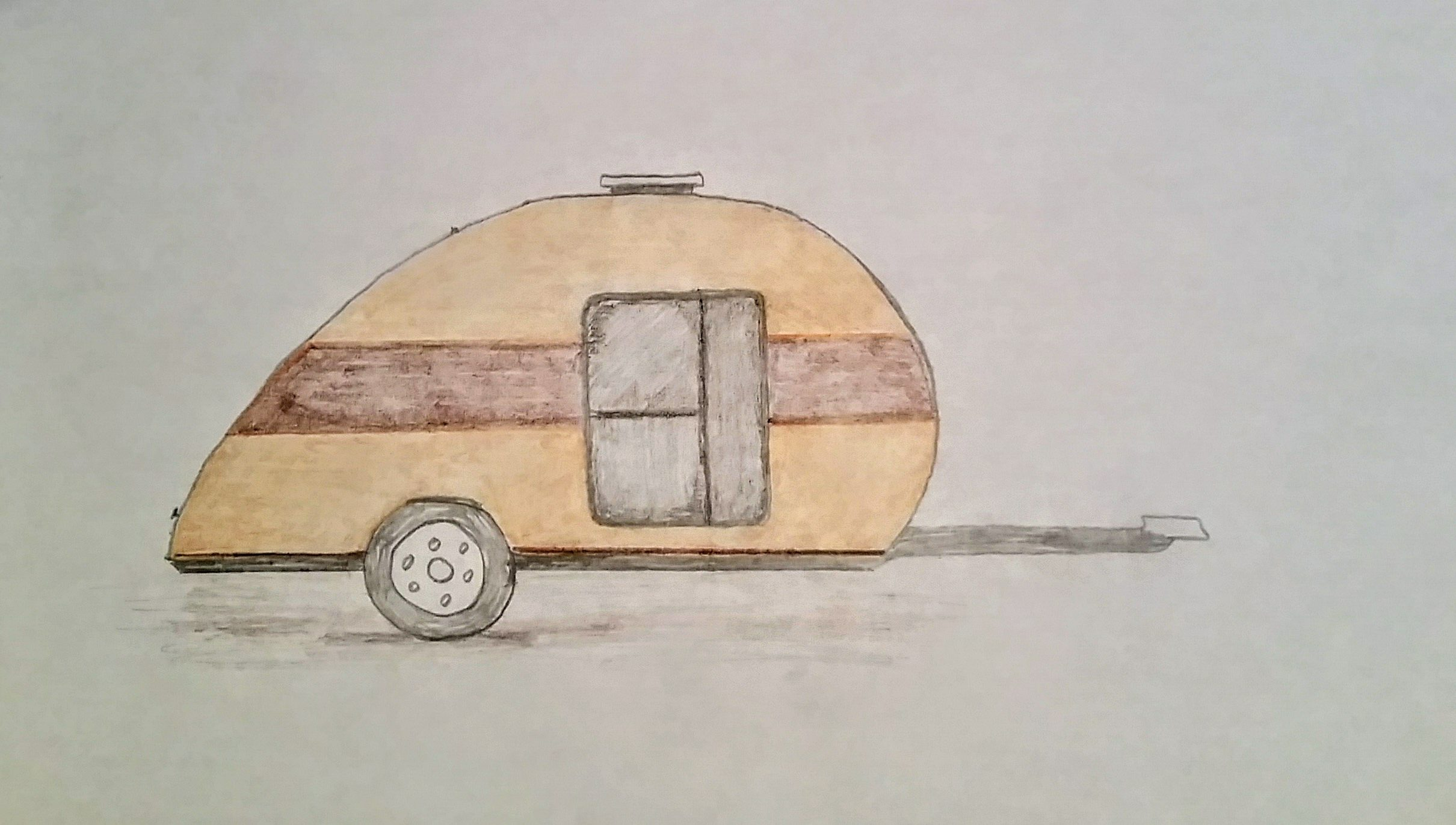Teardrop Trailer Build - Page 2 of 4 - Planning and building