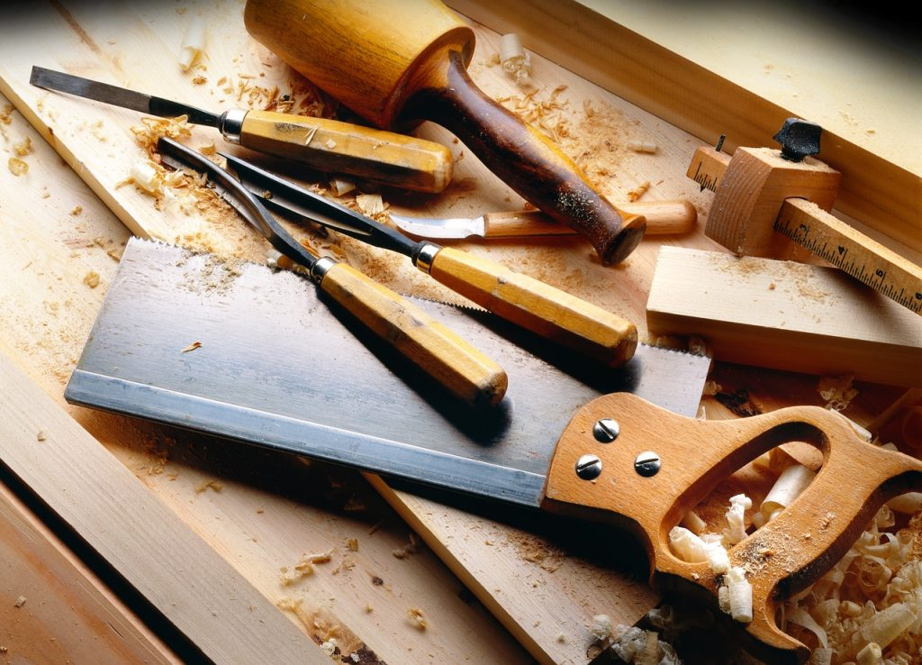 The tools you need to build a tear drop trailer